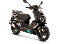 Wetgeving scooters Euro 4